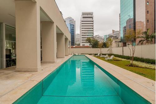 Imagem 1 de 15 de Apartamento Para Venda Em São Paulo, Vila Olímpia, 1 Dormitório, 1 Banheiro, 1 Vaga - Cap1076_1-1182243