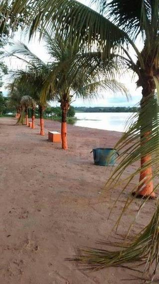 Rancho Com 3 Dormitórios À Venda, 117 M² Por R$ 140.000 - Zona Rural - Buritama/sp - Ra0006