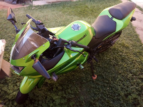 Ninja 250 Verde Metálico - Único Dono