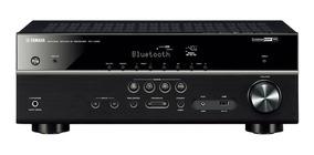Receiver Yamaha Rx-v485 Wi-fi Bv 110/220v Garantia 1 Ano Nfe