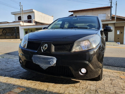 Renault Sandero 1.6 Vibe Hi-torque 5p 2010