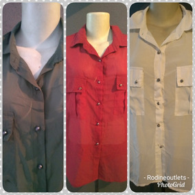 Camisas Em Chinfon