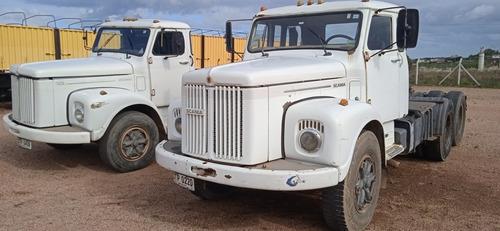 Scania 101 Y 111 Tractores