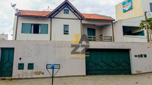 Imagem 1 de 30 de Casa Com 3 Dormitórios À Venda, 248 M² Por R$ 900.000,00 - Jardim Nilópolis - Campinas/sp - Ca14462