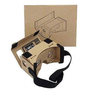 Google Cardboard,virtual Real Store 3d Vr Auriculares De Rea