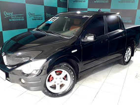 Ssangyong Actyon Sports 2.0 Gls 4x4 Cd 16v Turbo