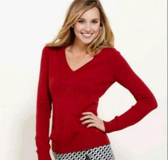 Sweater Rojo Zara