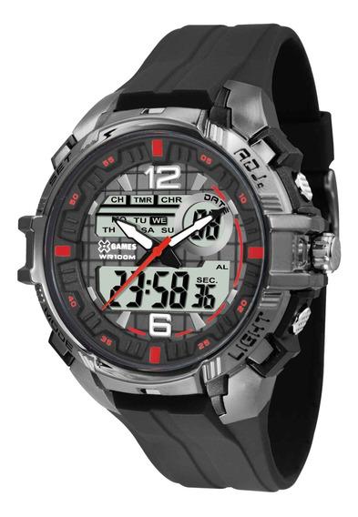 Relógio X Games Xmppa234 Bxpx Masculino Prata - Refinado