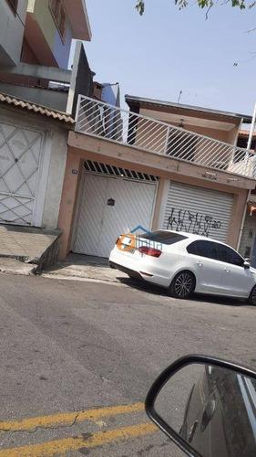 Imagem 1 de 17 de Sobrado Com 3 Dormitórios À Venda Por R$ 500.000 - Parque Continental - Guarulhos/sp - So0284