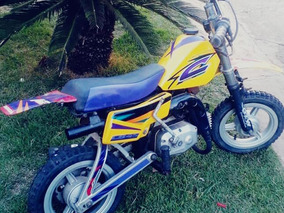 Mini Moto 75 Cilindrada