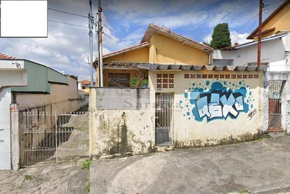 Terreno À Venda, 400 M² Por R$ 900.000 - Baeta Neves - São Bernardo Do Campo/sp - Te0309
