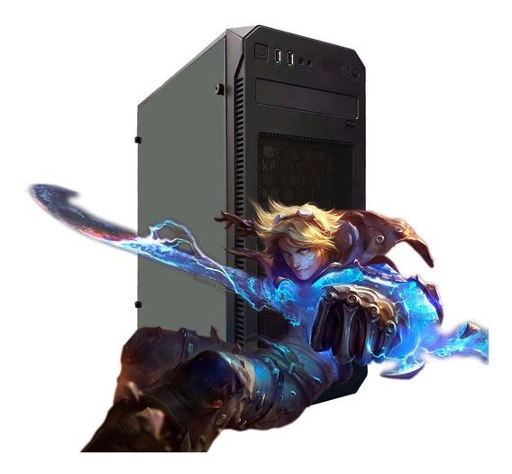Pc Gamer I5, 8gb Ram, Gt 710 2g, Hd 1tb Oferta+frete Grátis