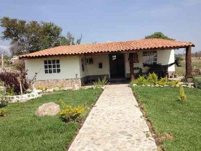Rancho Con Invernadero En La Concepción Guerrero, Cerca De Ixtapan De La Sal