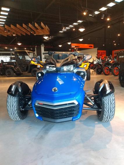 Can Am Spyder F3 0km