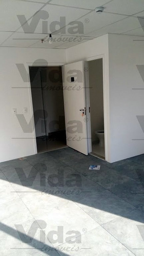 Imagem 1 de 4 de Sala Para Locação Em Centro  -  Osasco - 32171
