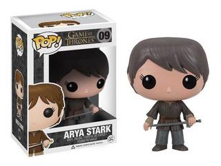 Funko Pop Game Of Thrones Arya Stark 09 Original Cellplay