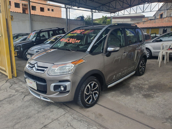 C3 Aircross Exclusive 1.6 2012