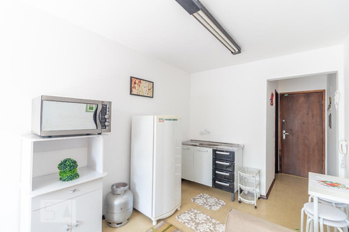 Apartamento Para Aluguel - Centro, 1 Quarto,  27 - 893310674