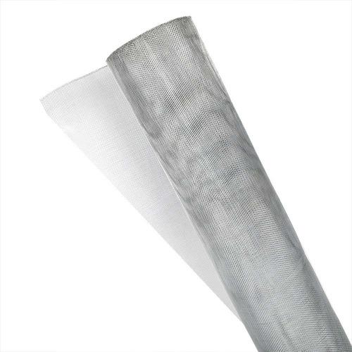 Tela Mosquiteira Aço Galvanizada - Larg. 1,00 X 25 Mt
