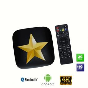 Box Android Tv Conversor 4k Digital Não Precisa De Antena