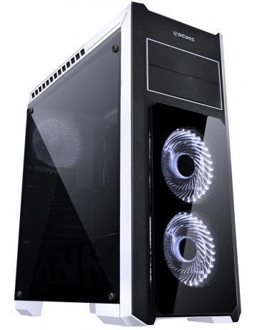 Cpu Gamer /core I5/ 16gb/ 1tb/ Gtx1050 4gb Ti/ Wifi/ Led/ Gab