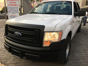 Ford F-150 2014 Doble Cabina 4x2