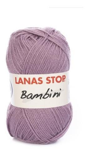 Imagen 1 de 1 de Lanas Stop Bambini