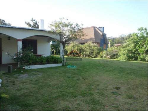 Casa En La Barra * 3 Dormitorios- Ref: 3257