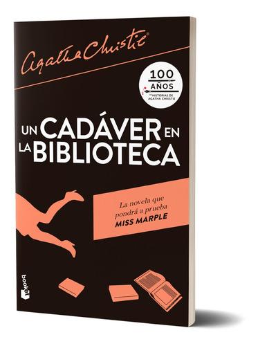 Imagen 1 de 4 de Un Cadáver En La Biblioteca De Agatha Christie - Booket
