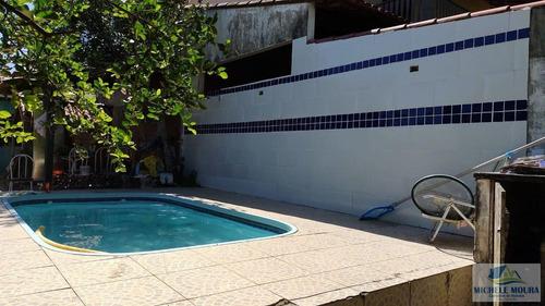 Imagem 1 de 8 de Casa 2 Dormitórios Para Venda Em Araruama, Bananeiras, 2 Dormitórios, 2 Banheiros, 5 Vagas - 194_2-430305