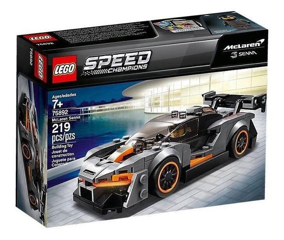 Lego Speed Champions Mclaren P15 Senna 75892