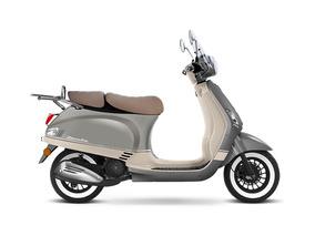 Zanella Styler 150 Exclusive Edicion Edizione Cub Moto