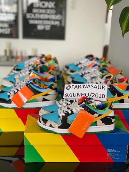 Nike Dunk Sb Ben & Jerrys 39