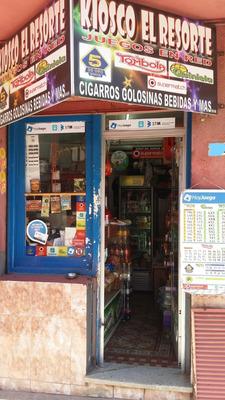 Vendo Kiosco