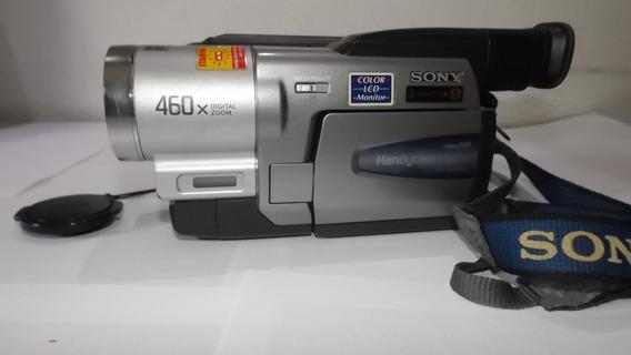 Handycam Sony Video Camara Grabad. Hi8 Ccd Trv58-460x - 58v