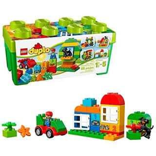 Lego Duplo All-in-one-box-of-fun 10572 Juego Creativo Y Jugu
