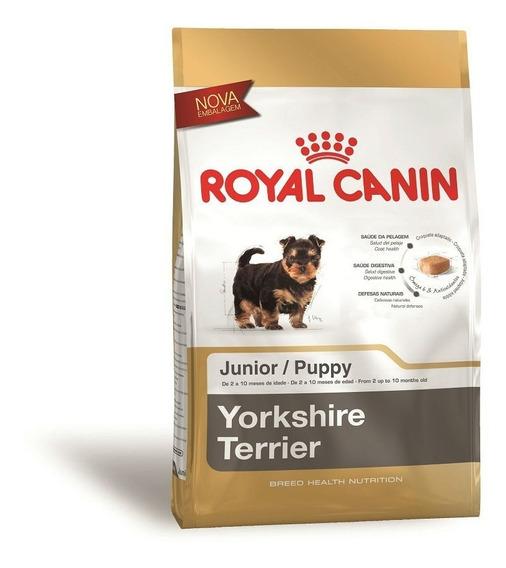 Ração Royal Canin Junior Yorkshire Terrier 2,5 Kg