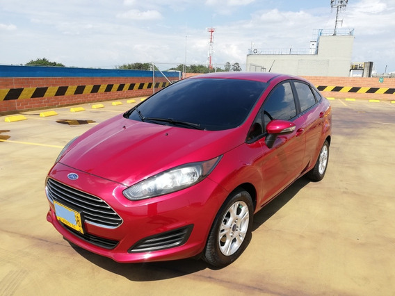 Ford Fiesta Se Mt 2016