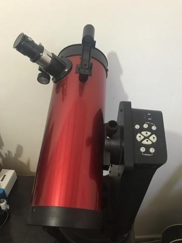 Telescópio Skywatcher Virtuoso 114mm F4.4 Base Motorizada