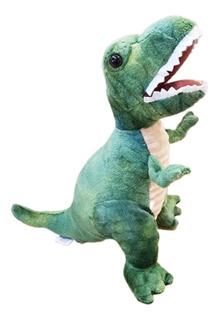 Dinosaurio Tiranosaurio Rex Peluche 30cm Super Suave
