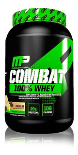 Whey Isolado Combat Mp 907g - Muscle Pharm ( Sabores )