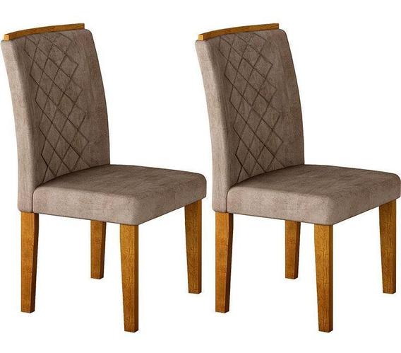 Conjunto 2 Cadeiras Jade Rufato