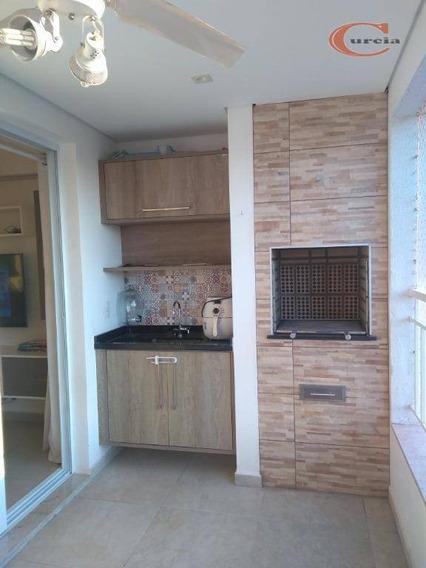 Apartamento Com 2 Dormitórios À Venda, 67 M² Por R$ 379.000,00 - Parque Campolim - Sorocaba/sp - Ap6124