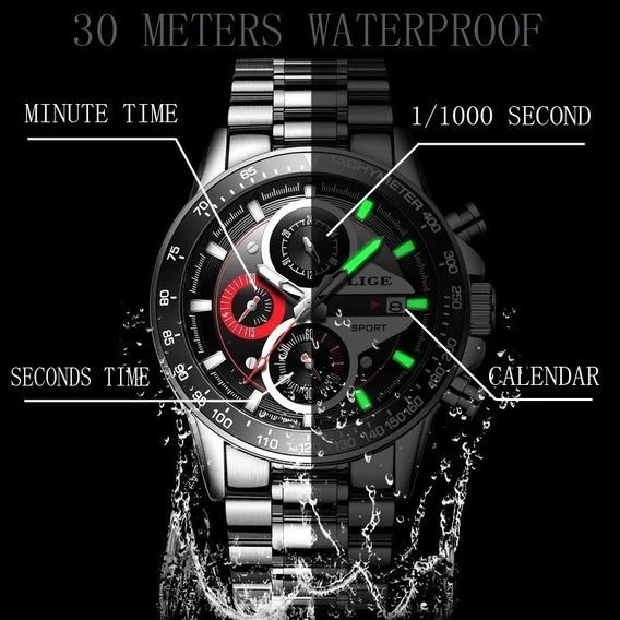 Relógio Lige Modelo 9835