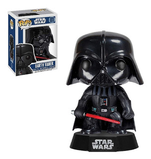 Figura Funko Pop Star Wars - Darth Vader 01