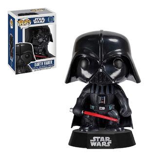 Figura Funko Pop Star Wars - Darth Vader 01