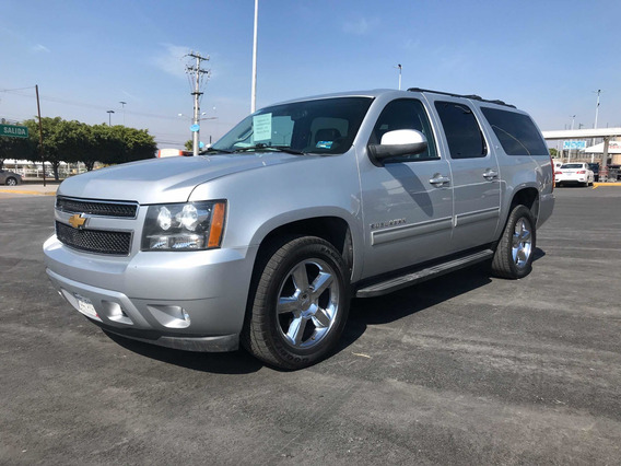 Chevrolet Suburban D Piel Aa Dvd Qc 4x4 At 2012