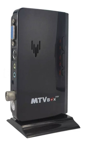 Tv Monitor Lcd Pal Ntsc Vga Sintonizador Tv Externa Full Hd