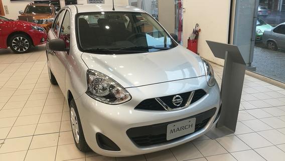 Nissan March Active Motor 1.6 107cv 2020 0 Km Full Contado