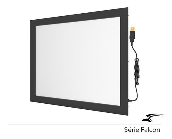 Moldura Touch Screen 17 Frame Multitouch Infra Red 4:3